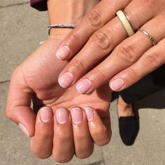 The New Minimal Nail Art Trend You'll Be Seeing Everywhere in 2018 - FASHION Magazine