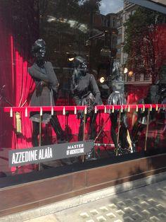 Azzedine Alaia, Selfridges