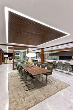 Giorgi Exclusive Homes    Lighting by Radiant Lighting