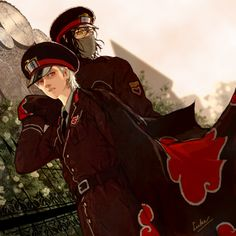 [pixiv] People who fight are cool! A military and naval uniform special! - pixiv Spotlight
