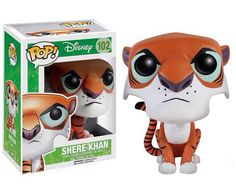 Shere Khan — the grumpiest, most awesome tiger ever