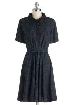 Design Drafting Dress, #ModCloth