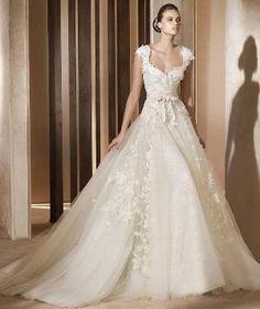 wedding gown  #