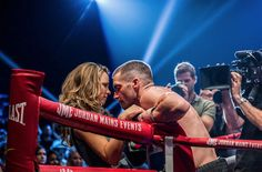 Southpaw Video Clip with Rachel McAdams and Jake Gyllenhaal #southpaw