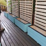 Wood Creations, Deck, Creative, Outdoor Decor, Furniture, Home Decor, Decoration Home, Room Decor, Front Porches