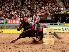 NFR Live National Finals Rodeo (nfrliverodeo) on Pinterest