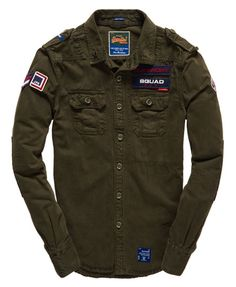 Superdry Delta Shirt