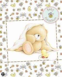 Forever Friends Baby Fotoalbum