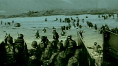 On June 6, 1944, Allied troops landed on the beaches of Normandy and turned the tides of World War II.