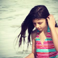 Cassidy at Vero on Christmas. #vacation, #Vero Beach,