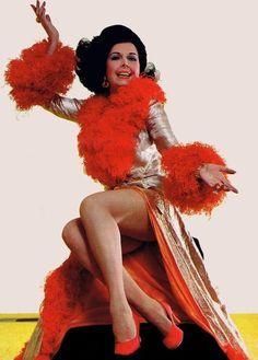 Ann Miller!