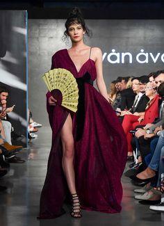 Iván Ávalos.  Mercedes Benz Fashion Week México 2017 /