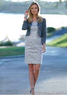 Sukienka ołówkowa Dopasowana do figury • 139.99 zł • bonprix
