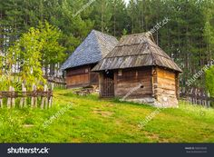 Ethno village Sirogojno in Zlatibor surroundings, Serbia. Images, Photos, House Styles, Buildings, Landscapes, Beautiful, Home, Decor, Houses