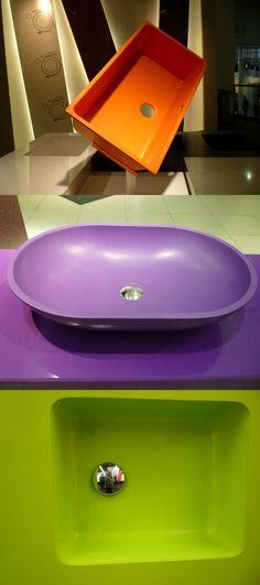 Met deze wastafels creëer je een uitgesproken badkamer - gezien tijdens Living Kitchen in Keulen