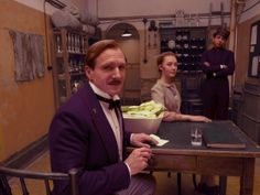 NPR Interview: Ralph Fiennes & Wes Anderson talk The Grand Budapest Hotel