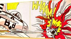 Roy Lichtenstein, Whaam!, 1963 (Credit: Alamy)