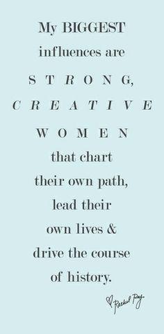 ♔ Creative Women
