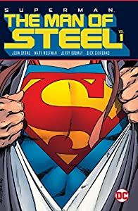 Download Pdf Superman The Man Of Steel Vol 1 Adventures Of Superman Man Of Steel Comic Book Superheroes