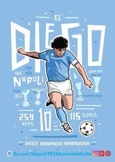 #D10S  La leggenda #Azzurra  #ForzaNapoliSempre #DiegoMaradona #NAI1926 #SSCN