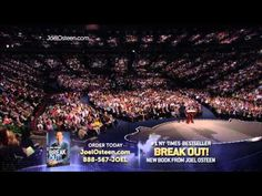 ▶ Joel Osteen video 7/6/2014 The Seventh Year