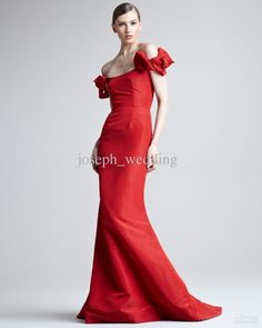 Zed 096 Off The Shoulder With Opulent Ruffled Sleeves Evening Formal Dresses Gowns Formal Dress For Women Ladies Clothing Online From Joseph_wedding, $116.24| Dhgate.Com