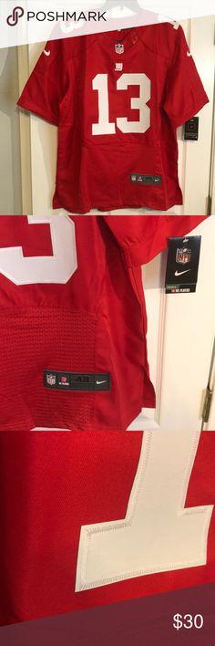 d656015042ef New York Giants Odell Beckham Jr. Jersey Sz 48