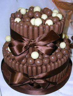 4. Pisos y pisos de felicidad hecha torta