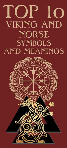 Top 10 Viking Ad Norse Symbols And Meanings. Vikings used a number of ancient symbols based on Norse mythology. Symbols played a vital role in the Viking society and were used to represent their gods, beli Viking Symbols And Meanings, Nordic Symbols, Magic Symbols, Ancient Symbols, Egyptian Symbols, Nordic Runes Meaning, Norse Mythology Tattoo, Norse Tattoo, Viking Tattoos