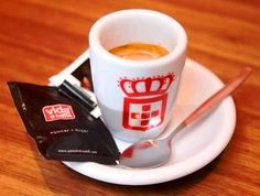 Espresso the way. good start to ANY day! Coffee Is Life, Coffee Cafe, Deli, Tableware, Bar, Google Search, Image, Cafes, Kaffee
