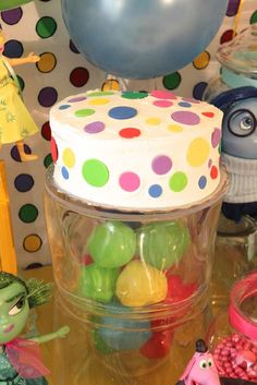 Inside Out Birthday Party Ideas | Photo 2 of 46 | Catch My Party