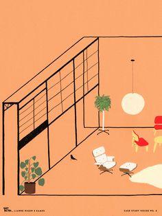 Lianne Nixon x Eames