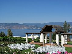 Cedar Creek Estate Winery in Kelowna BC