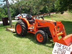 Commercial Kubota Tractor & Mower Kubota Tractor Mower: Danco 500 Phone: New Salisbury, IN Garden Equipment, Equipment For Sale, Heavy Equipment, Kubota Tractors, Tractor Mower, Salisbury, Automobile, Commercial, Phone