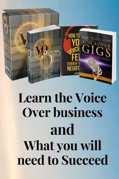 Learn the voice over business and what you will need for success. The program overall is okay, but don't believe the testimonies or the hype of how much they say you will make starting out. Voice over is a lot of hard work and patience. I do believe this program has value and is worth what they are asking for it. #ad Make Money Blogging, Make Money From Home, Make Money Online, How To Make Money, How To Get, Programming, Ecommerce, The Voice, Learning