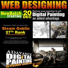 Join DAAC to Become a Professional Web Designer
