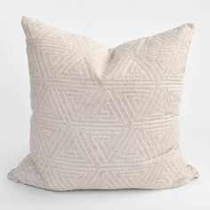 Shop the selection of modern throw pillows in a wide array of textures, patterns and sizes. Choice of cover only, feather, faux down or polyfil inserts.