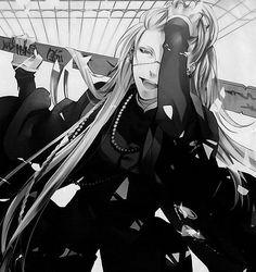 undertaker black butler | Undertaker - black-butler-characters Photo