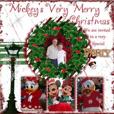 Mickey's Very Merry Christmas Party (General) - Page 2 - MouseScrappers.com
