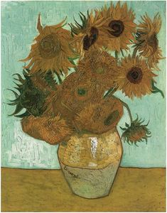 Van Gogh Gallery Vincent van Gogh Painting, Oil on Canvas Arles: August, 1888 Neue Pinakothek Munich, Germany, Europe F: 456, JH: 1561