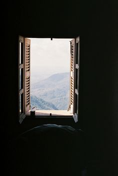window to the world.