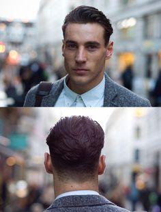 #hair #hairstyle #cabello_hombre