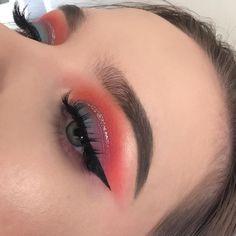 23 Beautiful Eye Makeup Looks That is Perfect for Summer - Inspired Beauty Beautiful Eye Makeup, Cute Makeup, Glam Makeup, Pretty Makeup, Skin Makeup, Makeup Inspo, Eyeshadow Makeup, Makeup Art, Makeup Inspiration