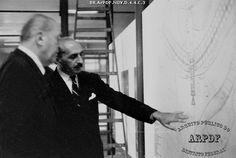 Lúcio Costa e o Projeto do Plano Piloto (1957), por Mario Fontenelle