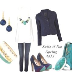 Love the Stella & Dot spring collection!