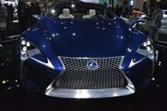 Lexus LF LC.  You have such Beautiful Eyes.