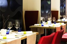 Restaurant Five Senses Innovation, Restaurant, Creative Ideas, Diner Restaurant, Restaurants, Dining