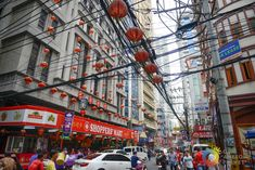 BINONDO: 15 Places to Try on your Next Binondo Food Crawl! • Our Awesome Planet Chinese Pancake, Pork Sisig, Pork Floss, Lechon Kawali, Siomai, Chinese Sausage, Calamansi, Lumpia, Fried Beef