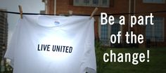 United Way - So much bang for your buck! Live United - Give. Advocate. Volunteer.
