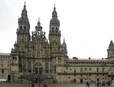 The Camino de Santiago, also known as Way of St. James, St. James's Way, St. James's Path, St. James's Trail, Route of Santiago de Compostela, and Road to Santiago, is the name of any of the pilgrimage routes to the shrine of the apostle St. James the Great in the Cathedral of Santiago de Compostela in Galicia in northwestern Spain, where tradition has it that the remains of the saint are buried. Many take up this route as a form of spiritual path or retreat for their spiritual growth.